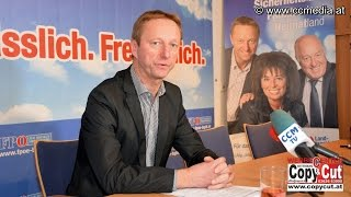 preview picture of video '23. 3. 2015 - PK der FPÖ - Erstaufnahmezentrum in Eisenstadt - CCM-TV.at'