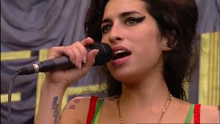 Amy Winehouse   Glastonbury 2007 FULL