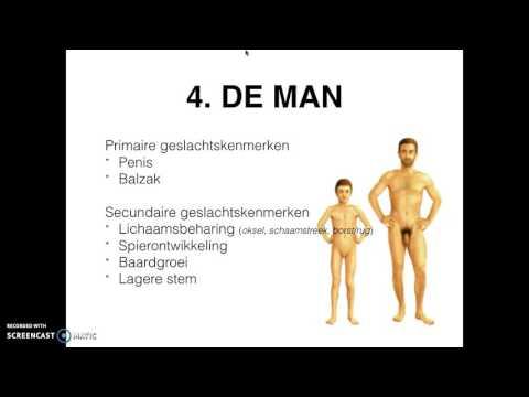 Les 1 Seksuele voorlichting.