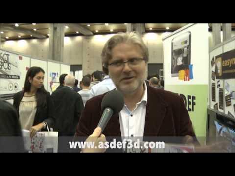 ASDEF3D - Formación y Servicios de Impresión 3D en DPECV2014