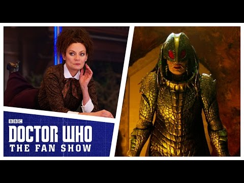 Doctor Who: The Fan Show - 10 Things From Series 10 Trailer