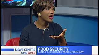 The food security status in Kenya has worsened over the years