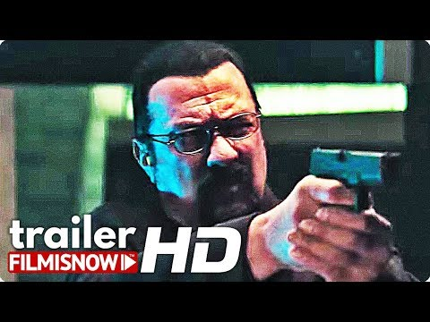 BEYOND THE LAW Trailer (2019) | Steven Seagal & DMX Movie