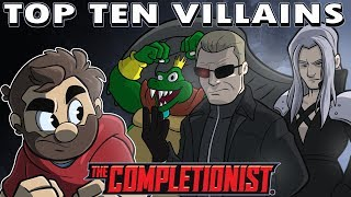 Top 10 Video Game Villains | The Completionist