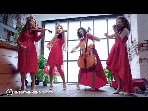 Glissando Quartet - Tico Tico Medley