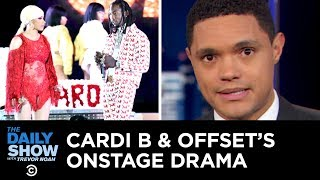 Prada's Blackface Controversy & An Awkward Moment for Cardi B | The Daily Show
