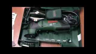 Bosch PMF 180 E Multifunctional All Rounder Deluxe Set with 24 Accessories quick look