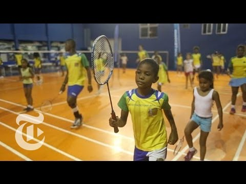 Example of Creative Coaching: Brazilian Badminton Sways to Samba