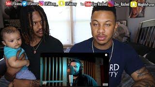 Drake - Behind Barz   Link Up TV Reaction Video