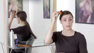 Aveda How-To | Create a Perfectly Polished Ponytail