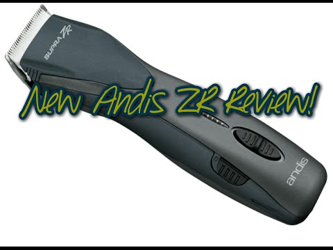 New Andis Supra ZR Hair Clipper Review!