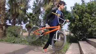 preview picture of video 'BMX MAROC amine & street boys (s.sebt new 2013)'