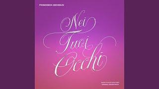 Kadr z teledysku Nei tuoi occhi tekst piosenki Francesca Michielin