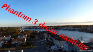 Phantom 3 video montage