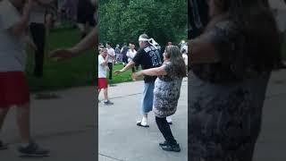 Pennypack Music Festival Dancing