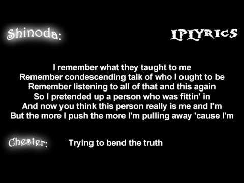 Linkin Park - Lying From You [Lyrics on sreen] HD