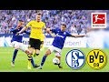 Showdown in Revierderby - FC Schalke 04 vs. Borussia Dortmund I Highlights