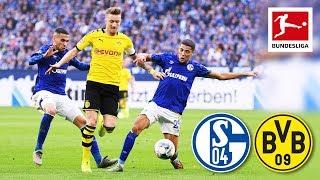 Showdown in Revierderby - FC Schalke 04 vs. Borussia Dortmund I Highlights