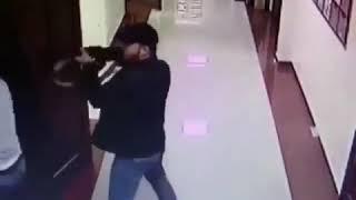 в  Ингушетии напали на Школу Вооруженные  люди