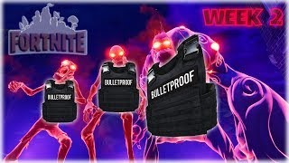 Fortnite PvE : Weekly Horde Challenge #2 ~ Bullet Proof Husks?