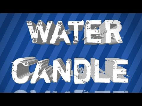 Water candle/DIY/ craft idea