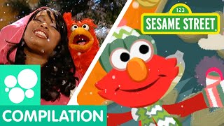 Sesame Street: Elmo's Christmas Songs Compilation