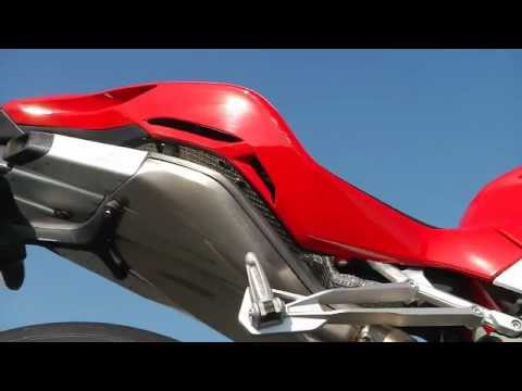 Episode 9: MV Agusta F4 RR and MV Agusta Brutale 1090 RR Test