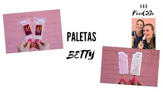 Refreshing And Delicious Mexican Pops In AZ! Paletas Betty!