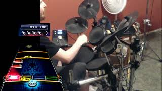 Honor Thy Father (2x Pedal)(Dream Theater) - Expert Pro Drums 99% 581k