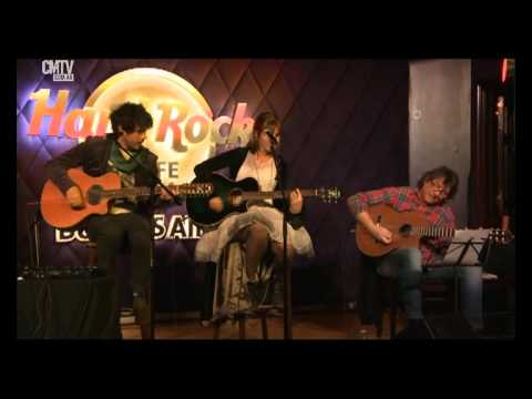 Fabiana Cantilo video Superamor - Hard Rock Café - Junio 2015