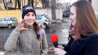 """Социальный опрос: """"Знают ли люди жестовый язык?"""""""
