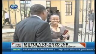 This man, Mutula Kilonzo Junior