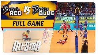 PVL All-Star Game: Team Red vs. Team Blue | Full Game | 1st Set | February 2, 2019
