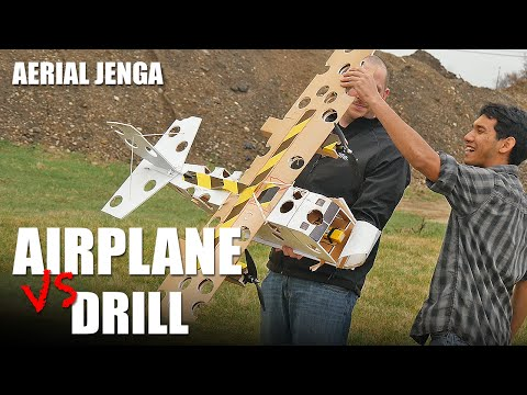 rc-airplane-vs-drill--aerial-jenga--flite-test