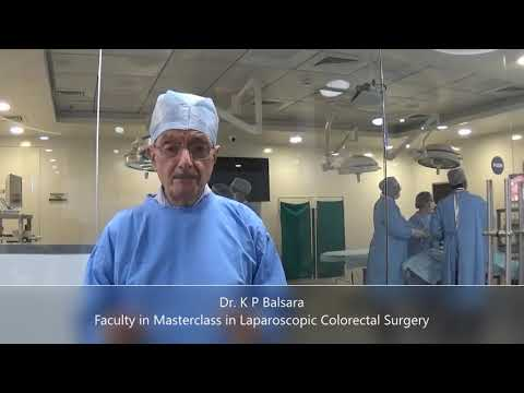 Course Director for Master class in Colo-Rectal Surgery