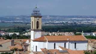 preview picture of video 'l'église de Châteauneuf-les-Martigues'