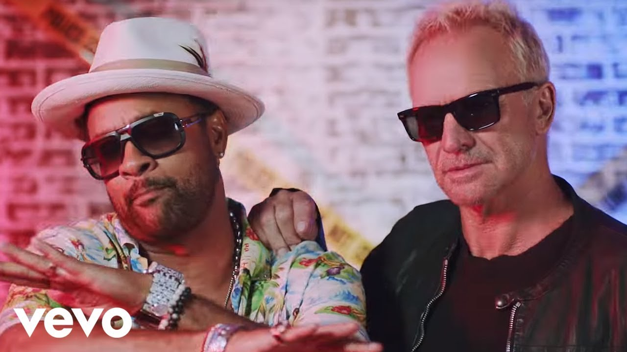 Sting, Shaggy — Gotta Get Back My Baby