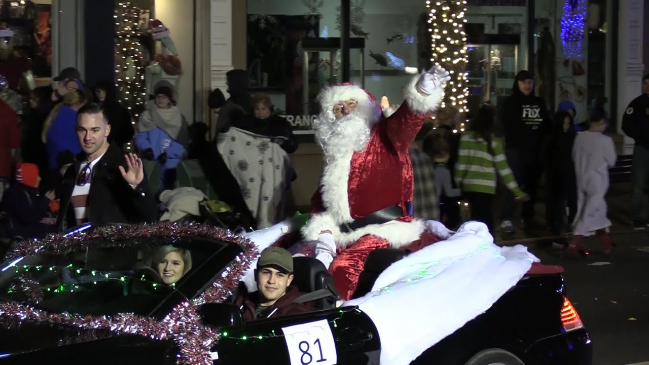 2018 Oaklawn Rotary Hot Springs Christmas Parade