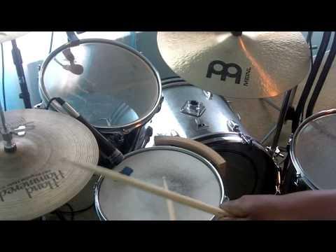 Full Gospel Baptist Church Fellowship - Flow To You (Drum Cover)