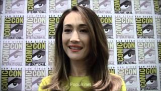 Comic Con 2011 - Interview Part#1