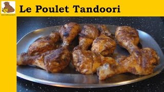 Le Poulet Tandoori (recette Rapide Et Facile) HD