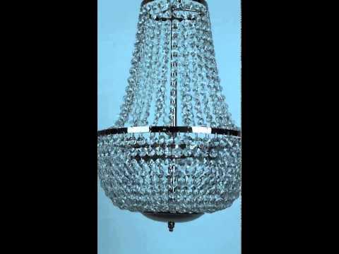 Kristall Kronleuchter Lüster Chandelier Modern Design Light Crystal
