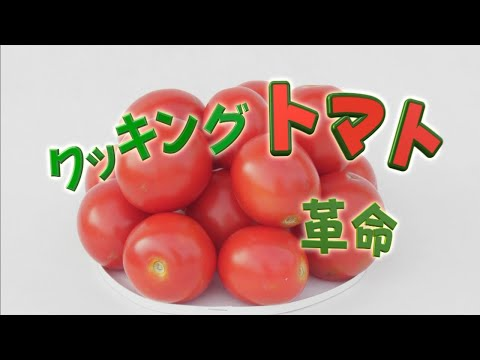 , title : 'クッキングトマト革命