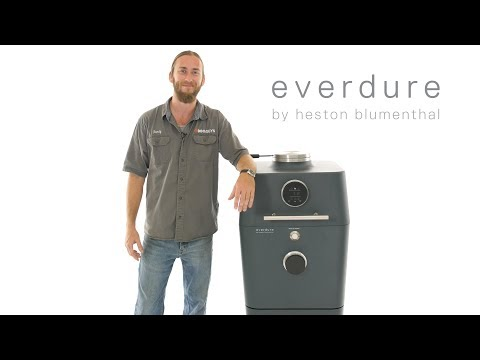 Everdure 4k by Heston Blumenthal Charcoal Grill & Smoker Overview