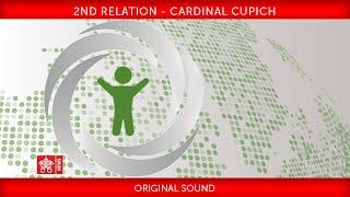 2nd Relation - Cardinal Cupich 2019-02-22