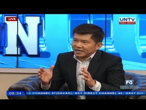[UNTV]  Atty. Glenn Chong speaks out on alleged poll fraud vs Comelec and Smartmatic