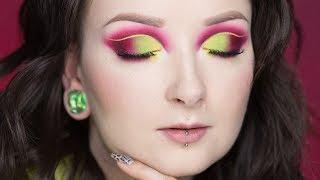 Makijażowy CHALLENGE: wiśnia i limonka! 🍒 KONKURS na iPhone i kosmetyki 🍋