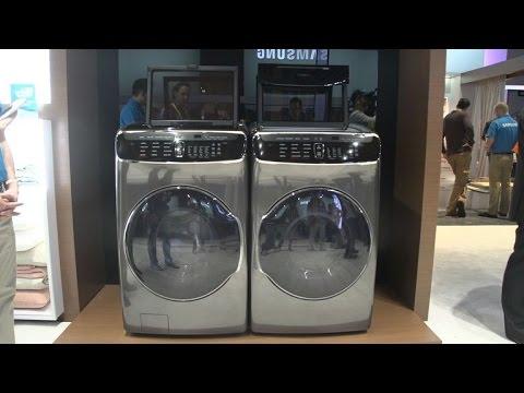 Samsung lleva las lavadoras y secadoras a otro nivel