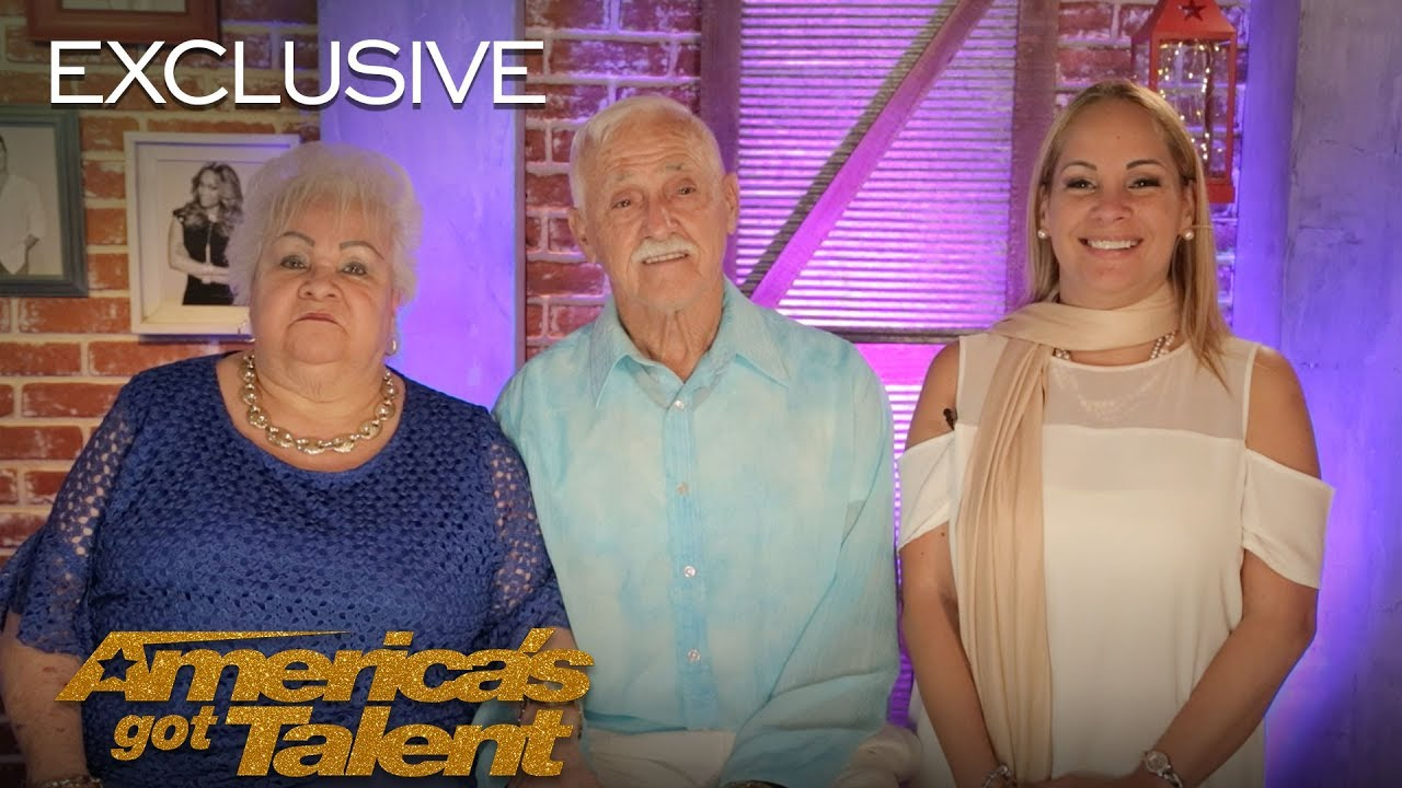 Celina and Filiberto Prove That You Can Dream At Any Age - America's Got Talent 2018 thumbnail