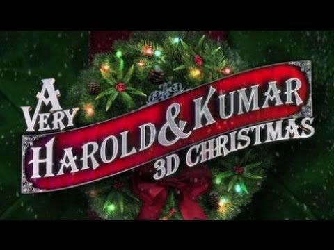 A Very Harold & Kumar Christmas Movie Trailer